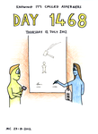KICA Day 1468: Rash Pact by TheColclough