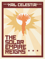The Solar Empire Reigns by sodaplayer