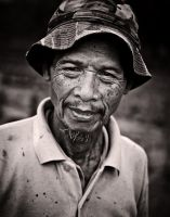 Old Man by A-Rashed