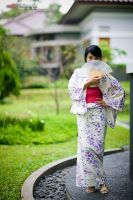 Sandy in Yukata by paten