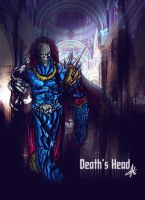 Death's Head:ReSPECTs by siamgxIMA