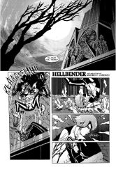 Hellbender, page 1 by Gothology