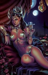 Dejah Thoris 0 3rd version by Elias-Chatzoudis