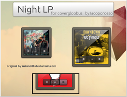 Night LP (covergloobus) by iacoporosso