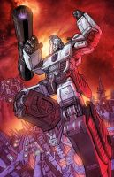 Megatron by Robby Musso by RyanLord