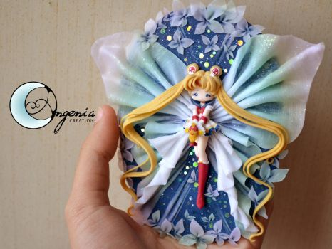Sailor moon by AngeniaC