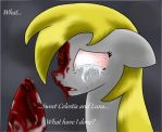 Oh Derpy. =( by bookxworm89