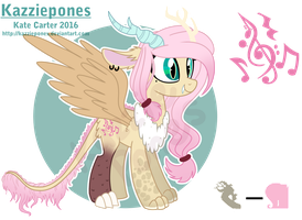 Harmony MLP OC [CLOSED} by Kazziepones