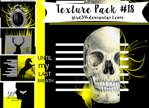 TEXTURE PACK #18 by glsd546