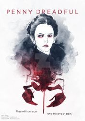 Penny Dreadful - They Will Hunt You by ichabod1799