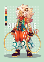 [CLOSED] Adoptable Circus02 by whitmoon
