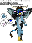 OTA male Cow bird mix by Darumemay