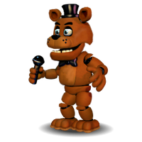Adventure Canon Freddy by TheRealBoredDrawer
