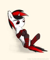 Blackjack in socks by MAKC-HUNTER