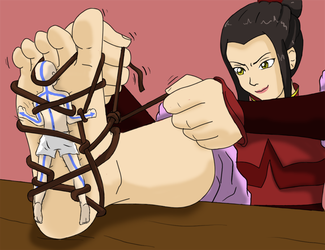 Azula by daigard123