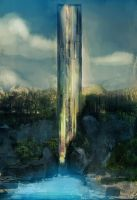 tower by gamka