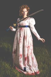 Pride and Prejudice and Zombies by SomniumDantis