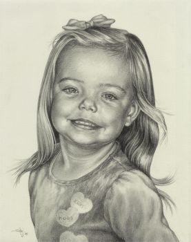 Little Angel by ArtbySandiJohnson