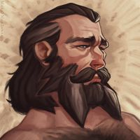 Blackwall portrait by MarioManzanares