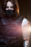 COSPLAY - Winter Soldier I by marinecosplaybr
