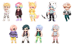 Boy Adopts 13 - OPEN by Boi-adopts