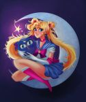 Sailor Moon by Niniel-Illustrator