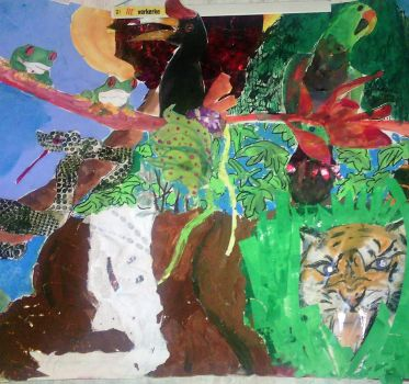 Jungle by LucyMP