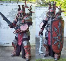 Chaos Armour by upwaut