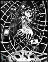 Muffet - UNDERTALE by AlbinaDiamond