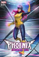 Phoenix Resurrection: The Return of Jean Grey #1 by inhyuklee