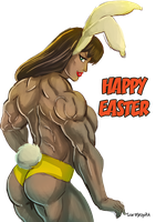 Happy Easter by roemesquita