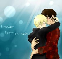 I Thought I Lost You Again by Yami-No