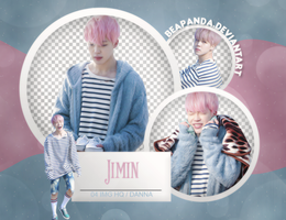 Pack Png #596 // Jimin (BTS) (Spring Day) by BEAPANDA