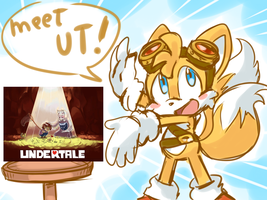 Tails's Most Brilliant Invention by thegreatrouge