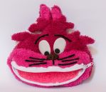 Cheshire Cat coin-purse by Blodwedden
