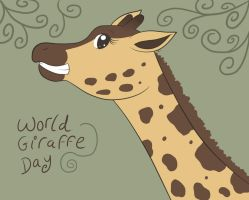 World Giraffe Day by pdutogepi