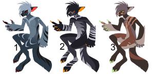 Anthro Canine Adopts  //OPEN// by JackLoaded1994