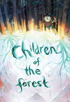 Children of the Forest by SillyJellie