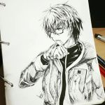 707's Gaze by chalollita