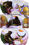 Mecha and Stem Issue 1 pg.6 by Empty-Brooke