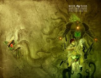 Wormwood French Edition 2 by Templesmith
