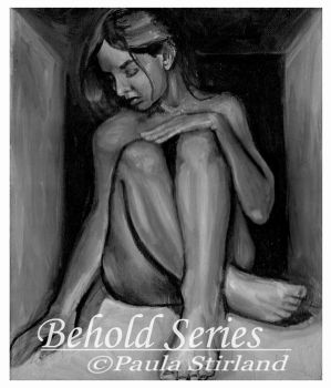 Behold Painting 5 by hatefueled