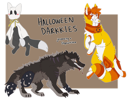 Closed Official Darkky Auction Collab by stepswitcher