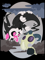 Skull Heads by AbnormallyNice