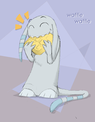 wafflewaffle by cheetahtrout