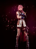 Lightning Farron Cosplay by xwickedgames