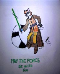 May the 4th be with you by YaminoKitsune