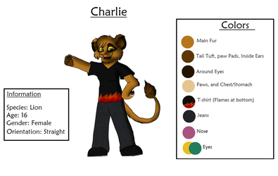 Charlie Ref Sheet by Charlie-Breen
