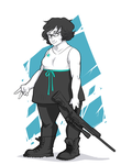 Pikii is a Homestuck Character by PikiiOfficial