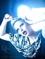 Nell - Blue by andrewfphoto